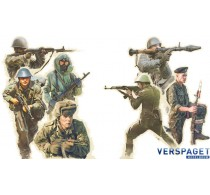 WARSAW PACT TROOPS 1980s -6190