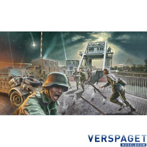 PEGASUS BRIDGE - D.Day 75°Ann.1944-2019 - BATTLE SET -6194