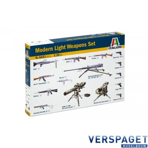 Modern Light Weapon Set -6421