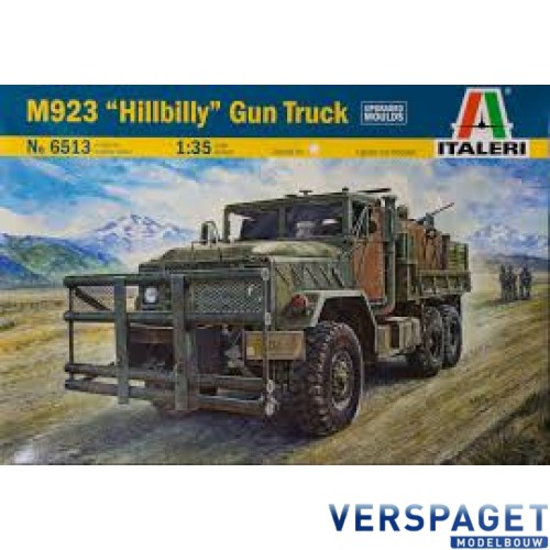M923 'Hillbilly' Gun Truck