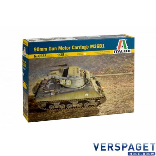 90mm Gun Motor Carriage M36B1 -6538