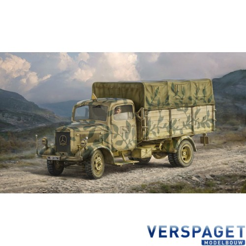 MERCEDES - BENZ L3000 S -6558