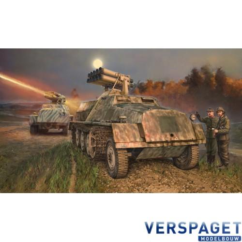 Panzerwerfer 42 auf sWS -6562