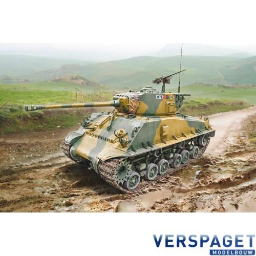Sherman M4A3E8 - Korean War -6586