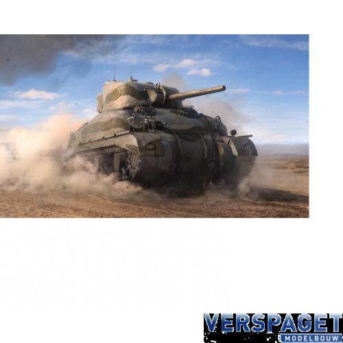 Sherman & verf & Lijm & penseeltje -74002
