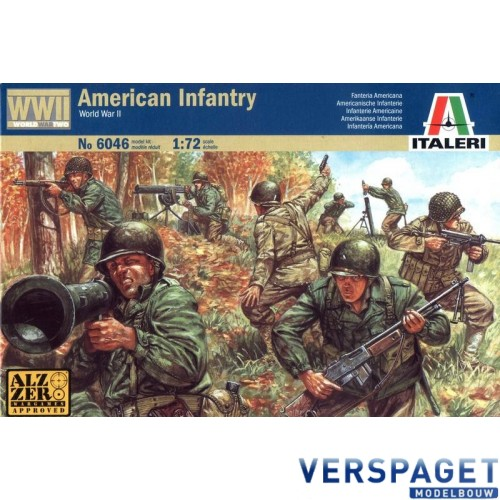 WWII US Infantry -6046