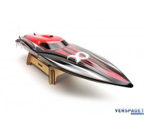 Super 1000 Brushless Powered Deep Vee Speedboot -8901-R