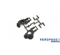 Front Hub Carrier Set(L,R/17.5゚/MP9) -IFW468B