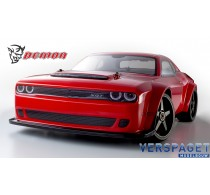 Inferno GT 2 Race Spec Nitro Dodge Challenger STR Demon -33008