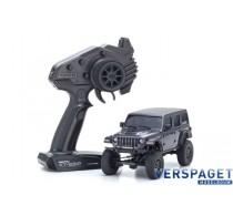 Mini Z Crawling car  4×4 Series JeepⓇ Wrangler Unlimited Rubicon Granite Crystal Metallic -32521GM