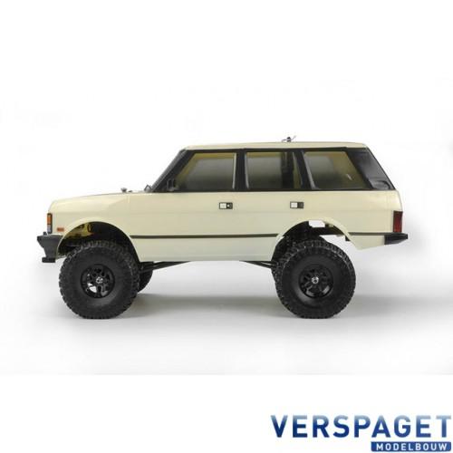 SCA-1E Range Rover Classic Crawler -CA78568 90 Euro Korting Code LV785