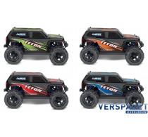 Teton Monster Truck & Zenderset & Accu & Lader -76054