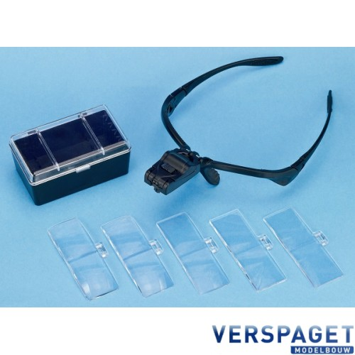 Loepbril & LED Verlichting -LC1770