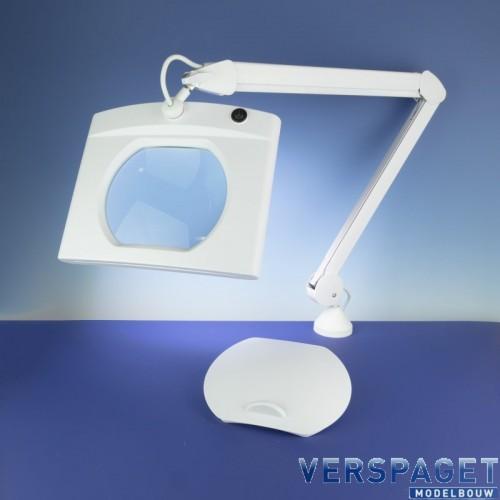 Loeplamp LED & Verstelbare Arm LC8079LED