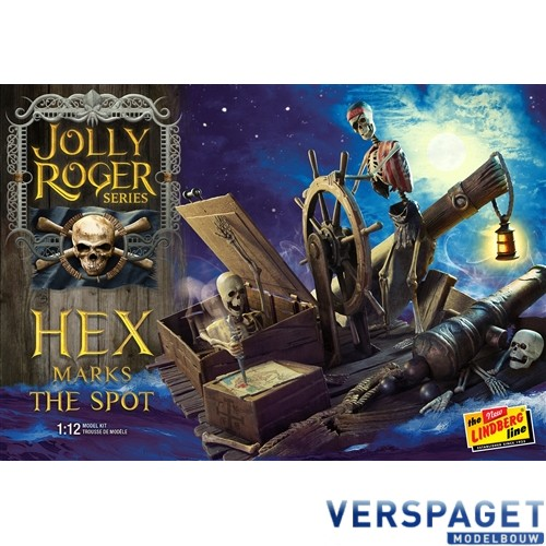 Jolly Roger Series: Hex Marks the Spot -HL224