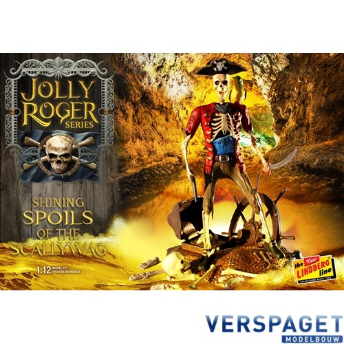 Jolly Roger Series: The Shining Spoils of the Scallywag -HL614