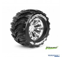 MT Cyclone 1/8 Band & Velg Mounted Sport  -LR-T3220CH