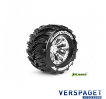 MT Cyclone 1/8 Band & Velg Mounted Sport  -LR-T3220C