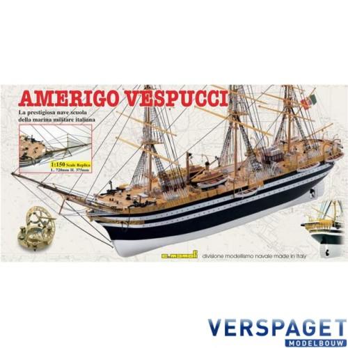 Amerigo Vespucci -MV57