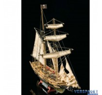 Blackbeard Corsait Sloop -MV82