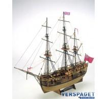 H.M.S. Endeavour MV47