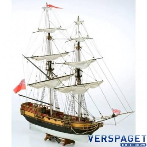 HMS Valiant -MV81