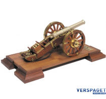 Napoleonic Cannon 18th Century -804