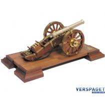 Napoleonic Cannon 18th Century -804