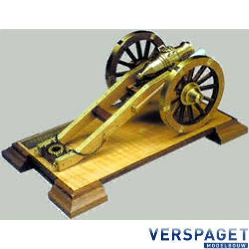 Cannone Tuscan Mortar 18e eeuw -805