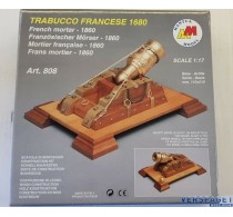 French Fortress Siege Mortar 17th Century -808