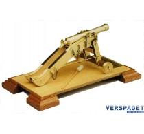 La Valette 18th Century Canon -809