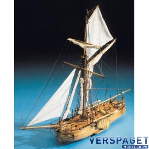 Cannoniera Olandese -797