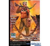 A new leader. Hanna. Skull Clan - Long-distance raid. -MB35214