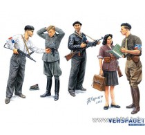 Maquis, French Resistance -3551