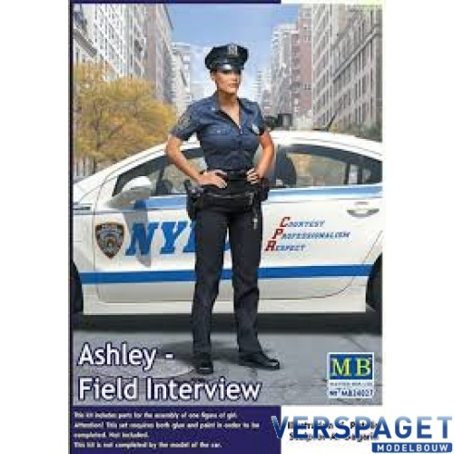 Ashley - Field Interview -MB24027