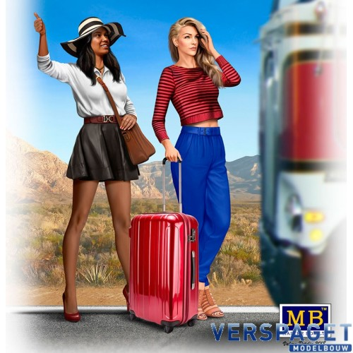 Hitchhikers Erica & Kery -MB24041