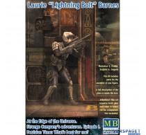 Laurie Lightning Bolt Barnes -MB24055