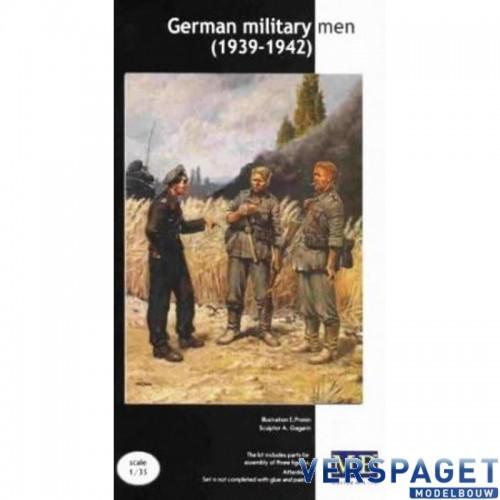 German military men (1939-1942) -MB3510