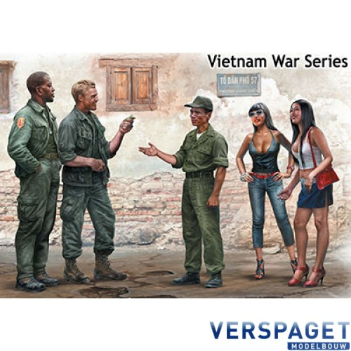 Somewhere in Saigon Vietnam War series -MB35185