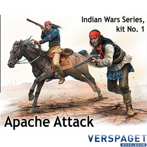 Apache Attack Indian Wars series, kit 1 -MB35188