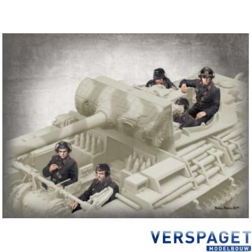 German Tank Crew 1944-1945 -MB35201