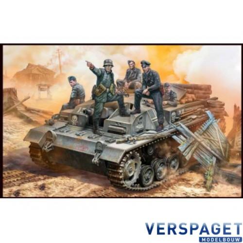 German StuG III Crew, WWII -MB35208