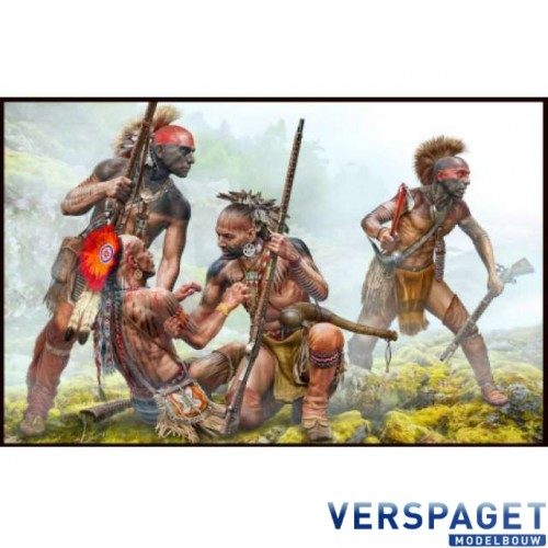 Protective Circle, Indian Wars series, XVII Century -MB35209