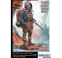 An old raider. Vadim. Skull Clan - Long-distance raid. -MB35213