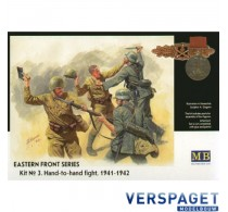 EASTERN FRONT SUMMER 1941 HAND TO HAND COMBAT -MB3524