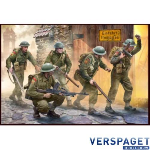 British Infantry Western Europe 1945-1945 -MB3585