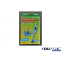 Precision Hobby Pin Vise Handboor -09986