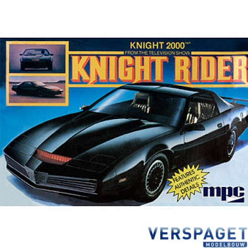Knight Rider '82 Firebird -806