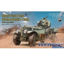 British RR Armored Car 1914/1920 Pattern -VS010