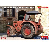 GERMAN TRAFFIC TRACTOR D8532 -38041
